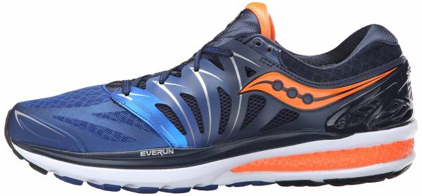 Saucony Hurricane ISO 2 men navy/blue/orange