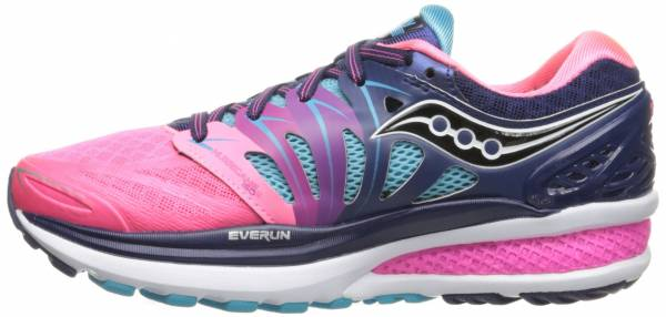 Saucony Hurricane ISO 2 woman blue/pink