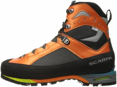 Scarpa Charmoz Shark/Orange Men