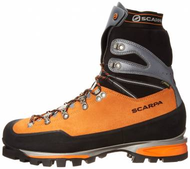 Scarpa Mont Blanc Pro GTX Orange Men