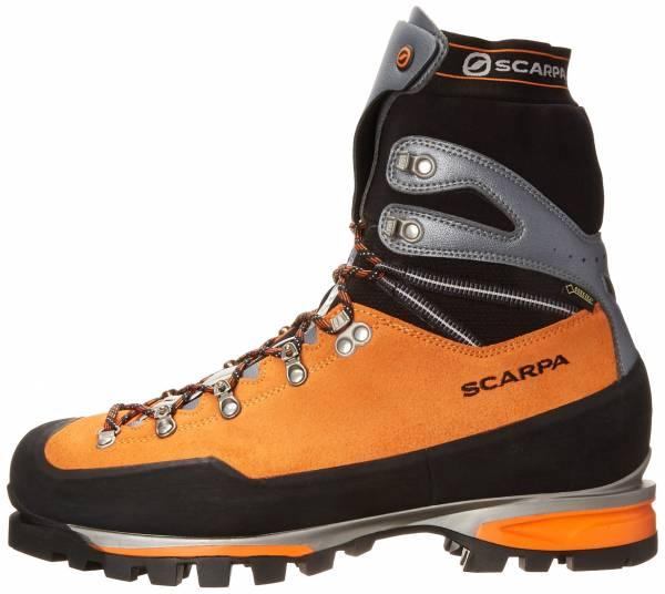 Scarpa Mont Blanc Pro GTX - Orange (87508201)