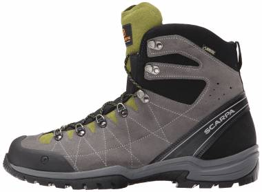 Scarpa R-Evolution GTX Titanium/Grasshopper Men