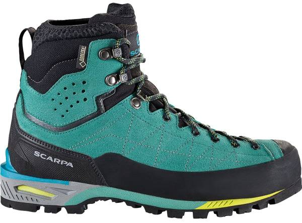Scarpa Zodiac Tech GTX - Green Blue