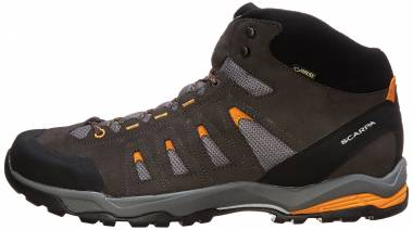 Scarpa Moraine Mid GTX Smoke/amber Men