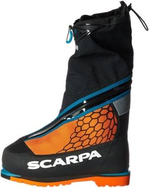 Scarpa Phantom 8000 - Black/Orange