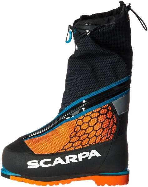 Scarpa Phantom 8000 - Black/Orange (87400500)