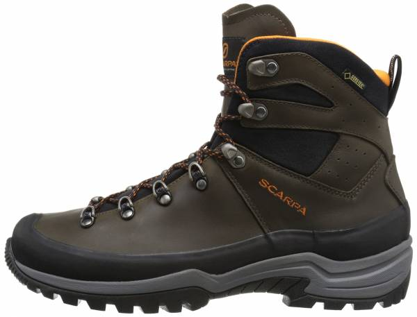 Scarpa R-Evolution Plus GTX Brown