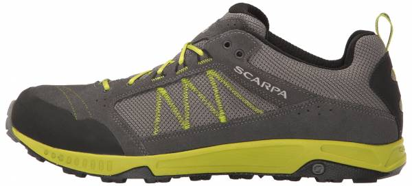 Scarpa Rapid - Dark Grey/Green (33355350)