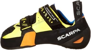 Scarpa Booster S - Black/Yellow (70012000)