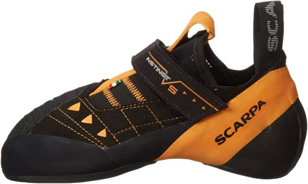 Scarpa Instinct VS - Black/Orange (70013000)