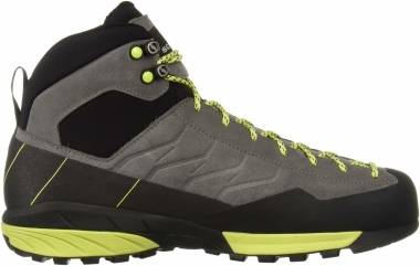 Scarpa Mescalito Mid GTX - Mid Grey/Light Green (72095202)