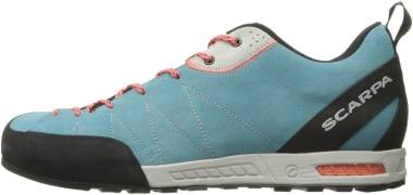 Scarpa Gecko - Ice Fall/Coral Red (72601352)