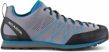 Scarpa Crux Air - Smoke Lake Blue