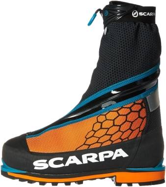 Scarpa Phantom 6000 - Black/Orange