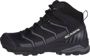 Scarpa Maverick Mid GTX - Black Gray Gore Tex Sht Crossover (63090844)