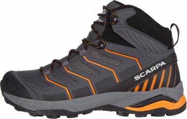 Scarpa Maverick Mid GTX - Iron Grey/Orange (63090200)