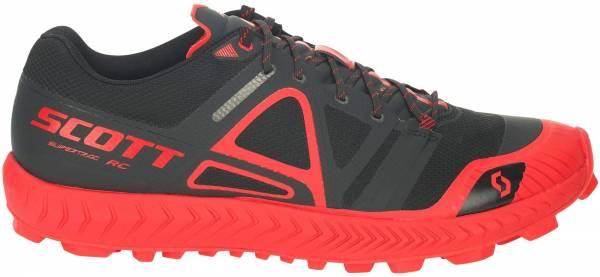 Scott Supertrac RC - Black / Red
