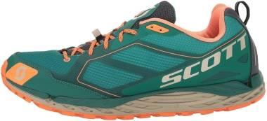 Scott T2 Kinabalu 3.0 - Green Orange