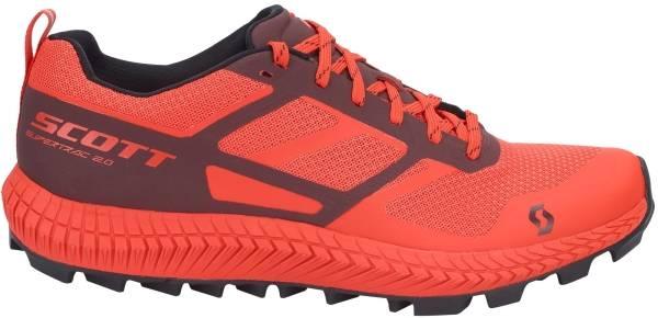 Scott Supertrac 2.0 - orange/maroon