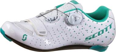 Scott Road Comp BOA - Gloss White/Turquoise Blue (2518246)