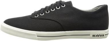 SeaVees Hermosa Sneaker Standard - Black (M083NS0LST269)