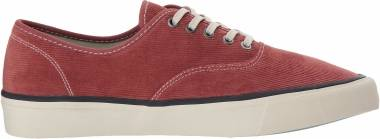 SeaVees Legend Sneaker Cordies - Red (M064C18CVA609)