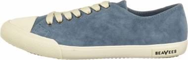SeaVees Army Issue Sneaker Low - Blue Mirage