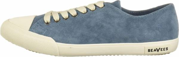 SeaVees Army Issue Sneaker Low - Blue Mirage (M081A19LAL400)