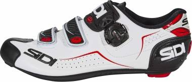 Sidi Alba - Black/White/Red