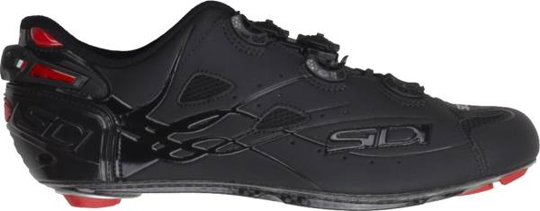 Sidi Shot Matt - Black (SRSSOTBKMB)
