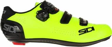Sidi Alba 2 - Black Flo Yellow