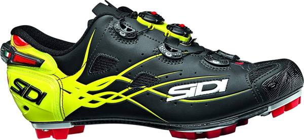 Sidi Tiger - Matte Black/Fluo Yellow (SMSTGRMBFY)