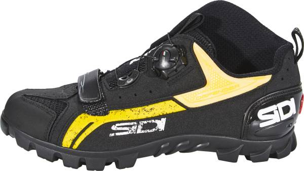 Sidi Defender - Black/Yellow (SMSDFNBKYL)