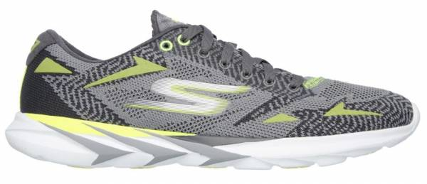 Skechers GOmeb Speed 3 men charcoal/lime