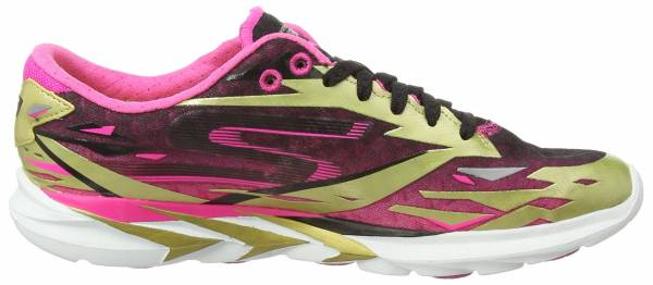 Skechers GOmeb Speed 3 woman gold (gold/pink)