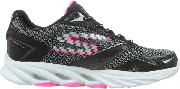 Skechers GOrun Vortex woman black/hot pink