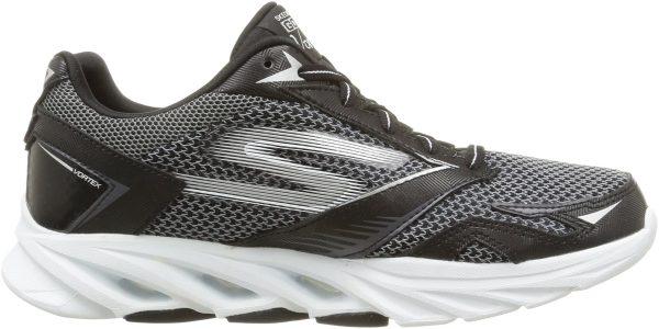 Skechers GOrun Vortex men black/white