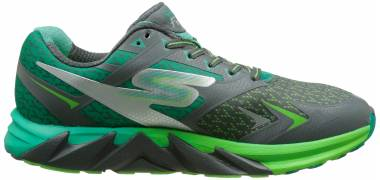 Skechers GOrun Forza - Charcoal/Green