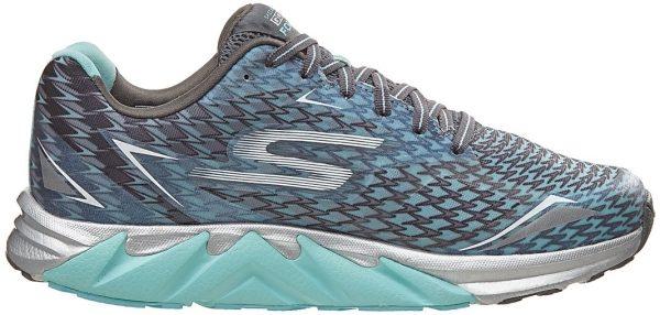 Skechers GOrun Forza woman gray/blue