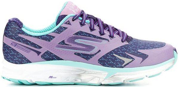 Skechers GOrun Forza men purple/aqua