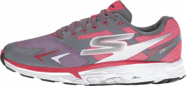 Skechers GOrun Forza men charcoal/red