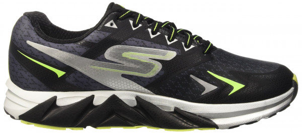 Skechers GOrun Forza men black/lime