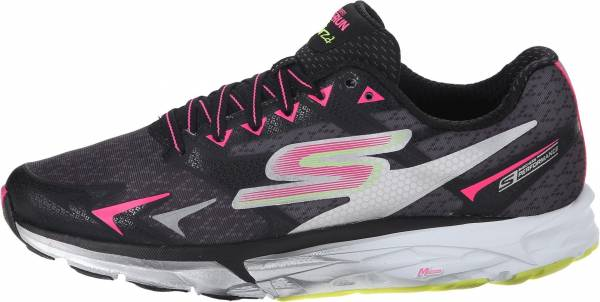 Skechers GOrun Forza woman black/pink