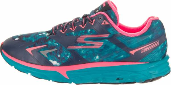Skechers GOrun Forza woman navy/teal