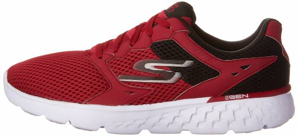 Skechers GOrun 400 men red black