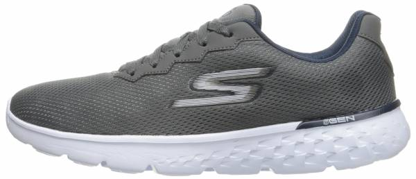 Skechers GOrun 400 men charcoal/navy