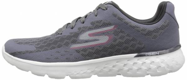 Skechers GOrun 400 men charcoal/red