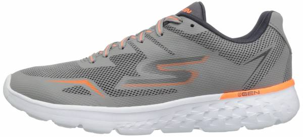 Skechers GOrun 400 men gray/orange