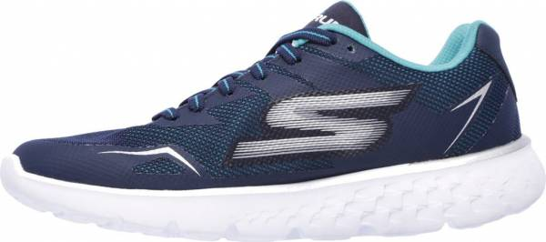 Skechers GOrun 400 woman navy/aqua