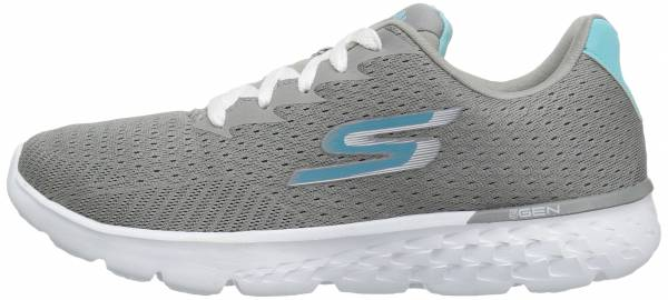 Skechers GOrun 400 woman gray blue